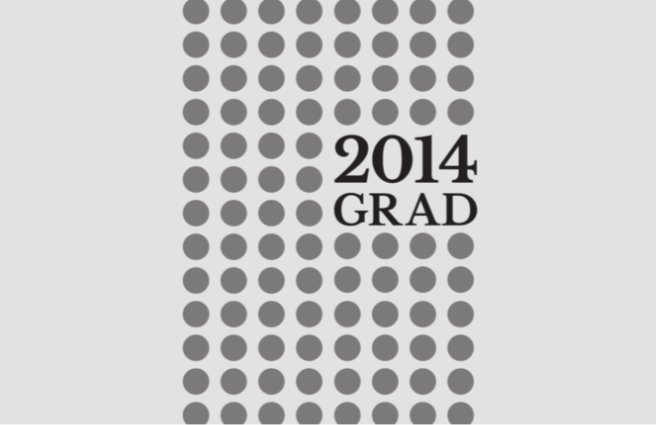 2014 Grad Grey Dots small